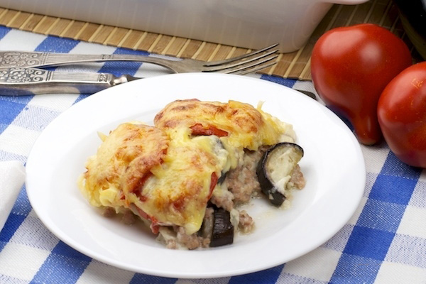 Мусака или Мусакас - Традиционное греческое блюдо