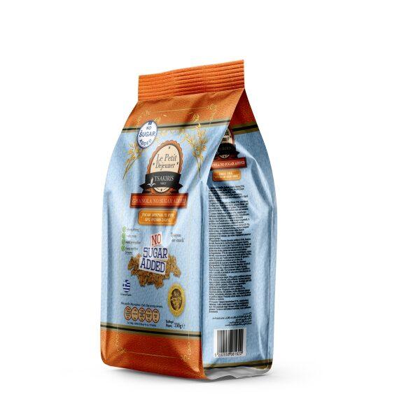 Гранола Le Petit Dejeuner TSAKIRIS FAMILY без сахара - 350 гр