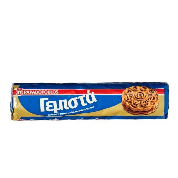 Печенье Gemista с шоколадным кремом - 200 гр