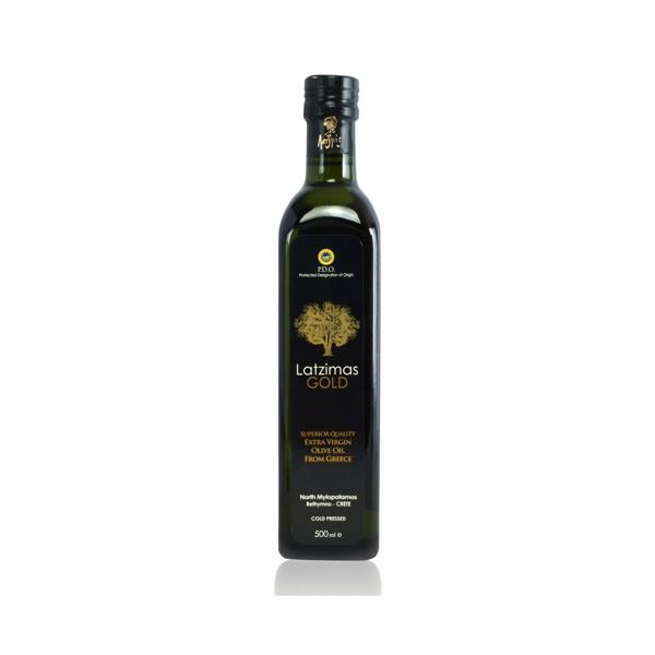 Оливковое масло Latzimas Gold (Extra Virgin) - 500мл