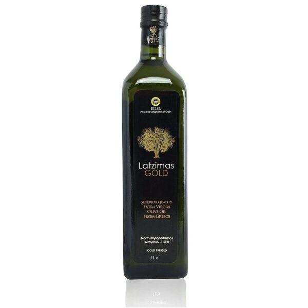 Оливковое масло Latzimas Gold (Extra Virgin) - 1л