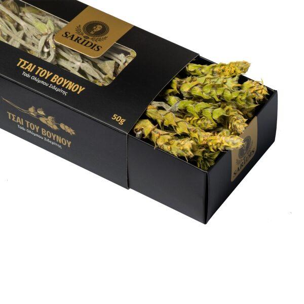 Греческий горный чай малотира Saridis - 50 гр