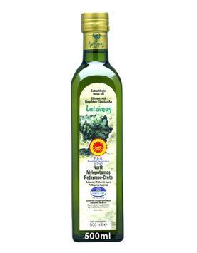 Оливковое масло Latzimas (Extra Virgin) - 500мл